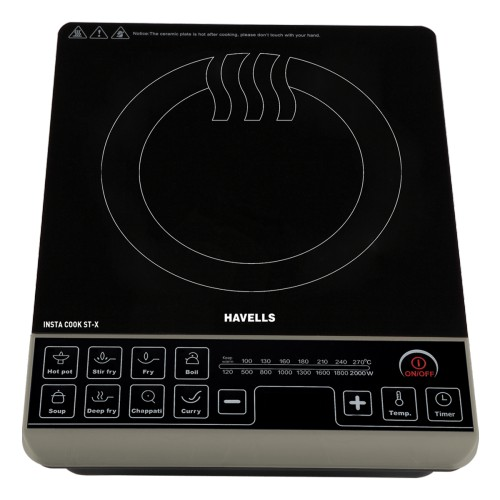 HAVELLS INSTA COOK ST-X INDUCTION