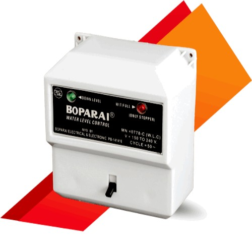 BOPARAI Water Level Controller ( Only Stop )
