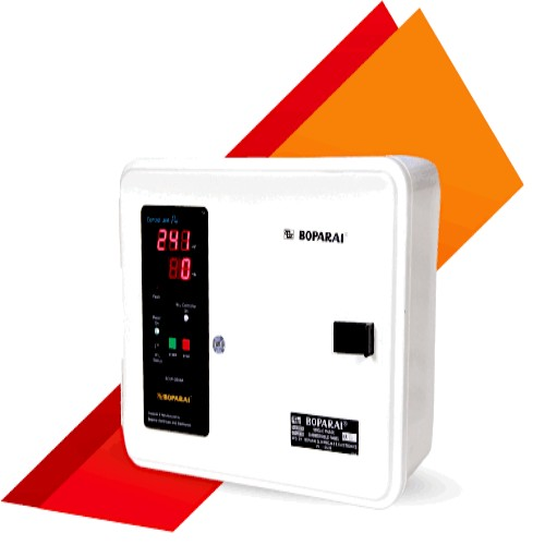 BOPARAI Single Phase Pump Control Panels with Water Level Controller